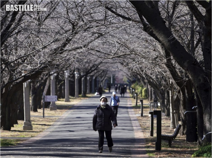 日本累計5千人染疫亡 東京都連續11日逾千人確診