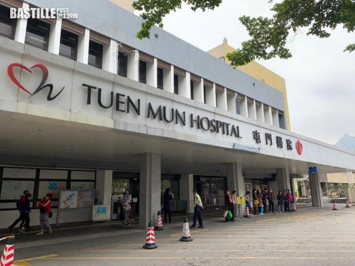 屯門醫院眼科中心女文員中招 北區醫院確診女護士曾到訪惟無接觸