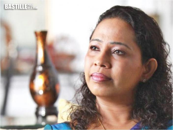 曾聲稱「巫藥」可抵禦新冠 斯里蘭卡衛生部女部長確診