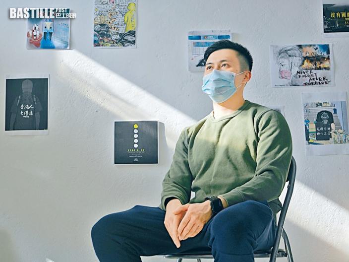 【專訪】醫護陣線現退會潮 羅卓堯無悔罷工