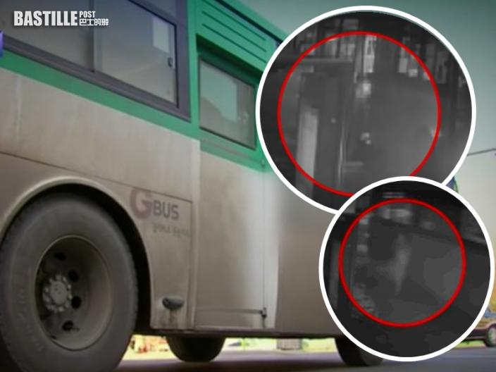 少女穿長羽絨衣角被車門夾緊 遭巴士拖行慘死輪下