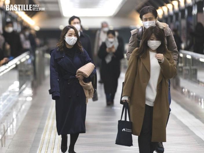 日本東京都單日新增986人確診 累許逾9萬人染疫