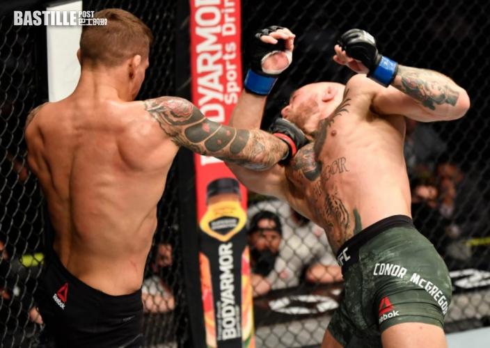 【UFC】麥佳格爆冷次回合被擊倒