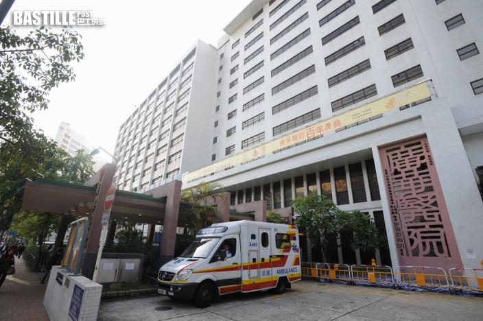 廣華醫院72歲確診男病人病逝 累計169人染疫亡