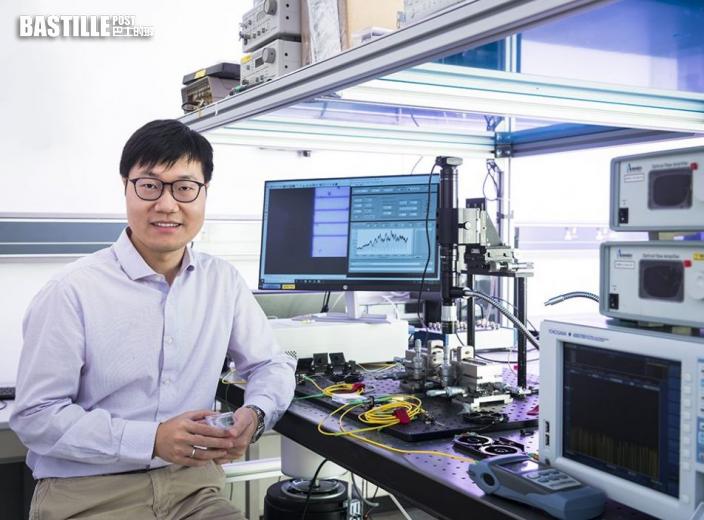 城大學者憑高性能光子芯片 獲裘槎前瞻科研大獎