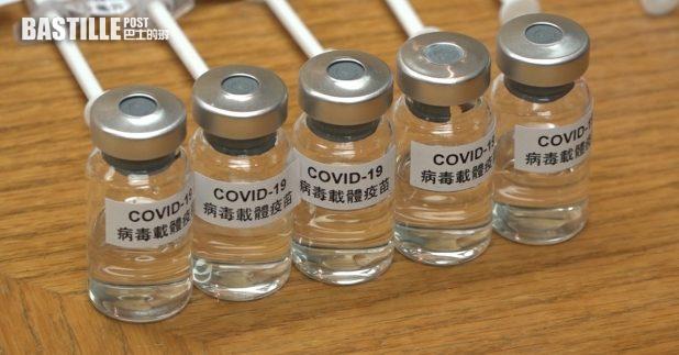 陳肇始稱,疫苗「預多好過預少」,不排除會有浪費。
