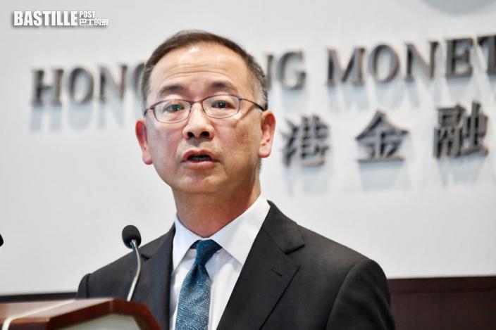 余偉文指香港經濟仍受壓 看不到資金流出