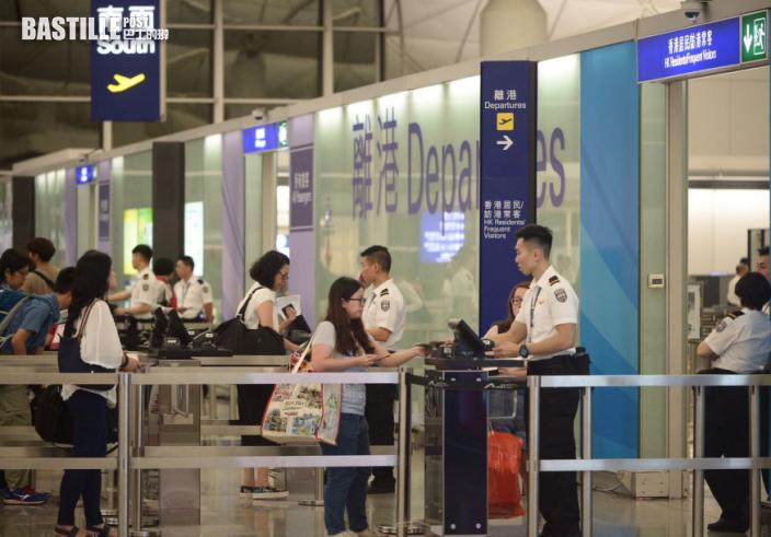 政府向機場員工發出強制檢測公告 料7萬人須受檢