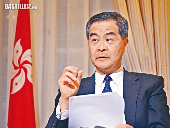 要求移英港人交還身分證 梁振英:香港永久居民身分非呼之則來