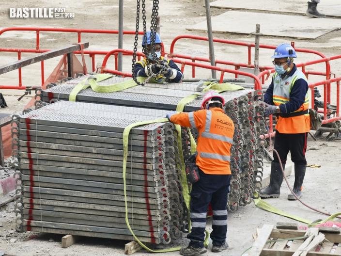 地盤工研定期檢測 業界:僱主承擔費用
