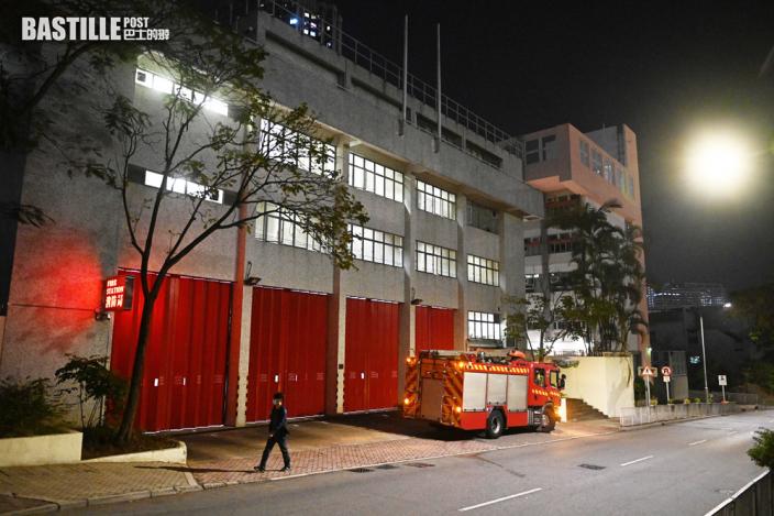 葵涌消防局2消防員染疫 70多名同袍須送檢