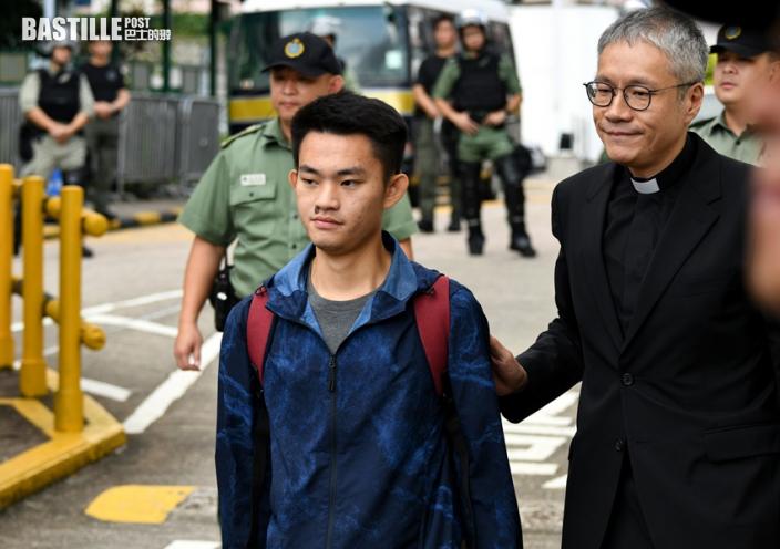 陳同佳仍住安全屋  管浩鳴:台灣不願意發出簽證