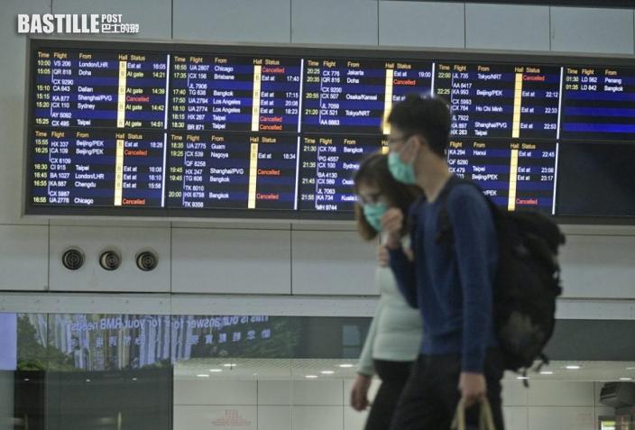 上月訪港旅客跌99.9% 旅發局將再推「賞你遊香港」計劃