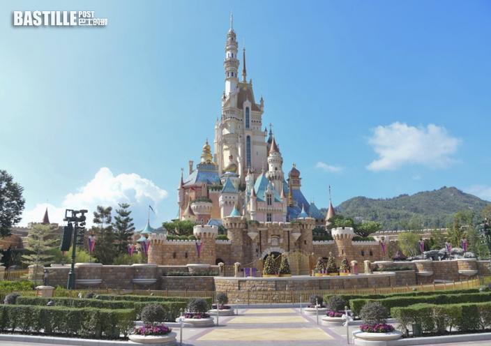 迪士尼樂園周五重開 明早10時開始接受預約