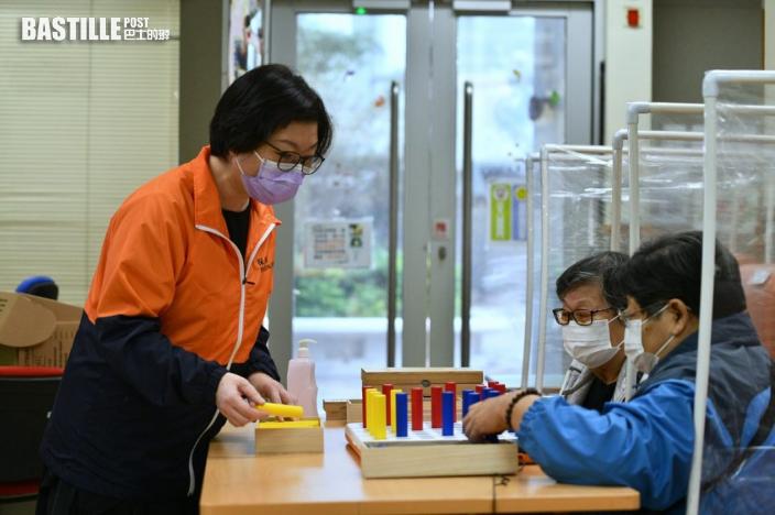 政府修訂強檢公告 容許院舍員工交唾液瓶或到門診採樣
