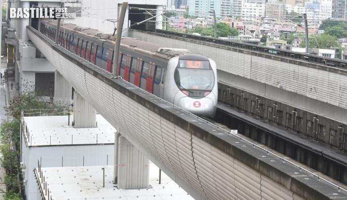 港鐵周六起加強5條綫周末非繁忙時段班次