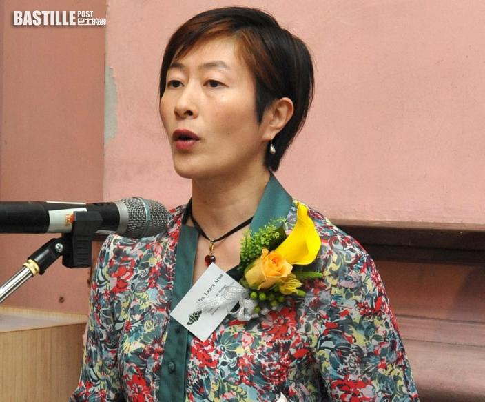 港府駐滬辦女秘書於主任蔡亮辦公室自殺身亡