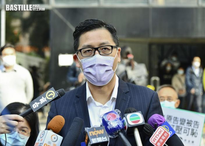 政務官空降港台 林卓廷估計新處長將執行打壓任務