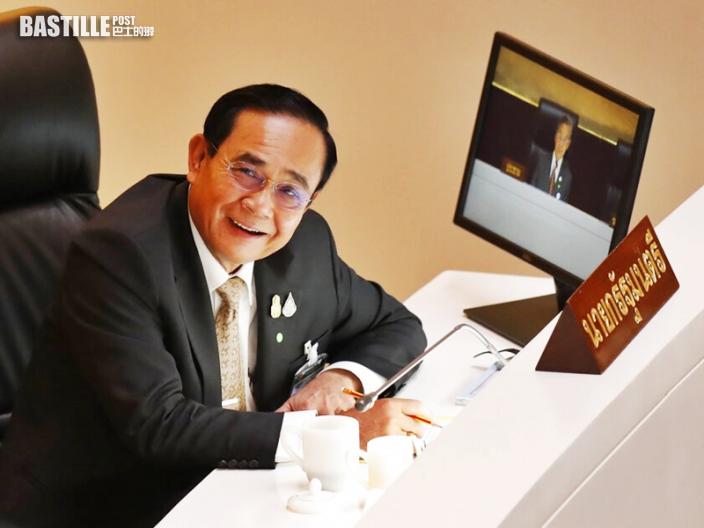 在國會不信任投票中過關 泰國首相巴育保住相位