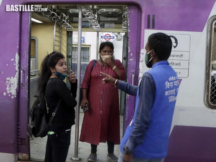 孟買確診飊升1300多座樓宇被封 逾7萬人要居家隔離