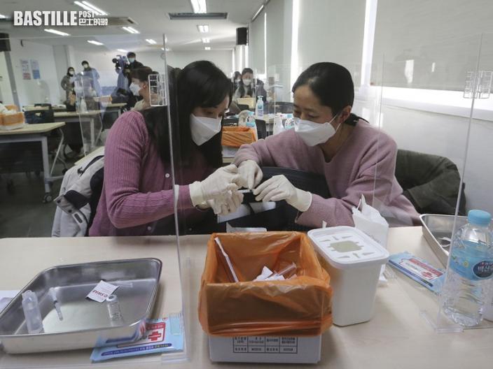 南韓新增416宗確診 連續兩天低於500宗