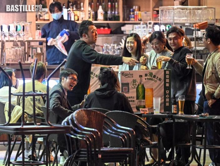 張竹君:疫情隨時反彈 市民聚會應減時間及人數