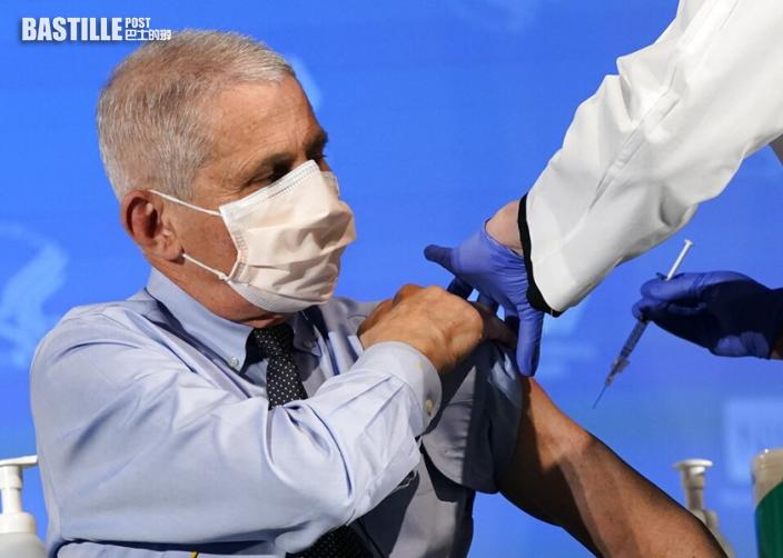 福奇估計美國疫情秋季可回復正常 惟民眾可能要戴口罩至明年