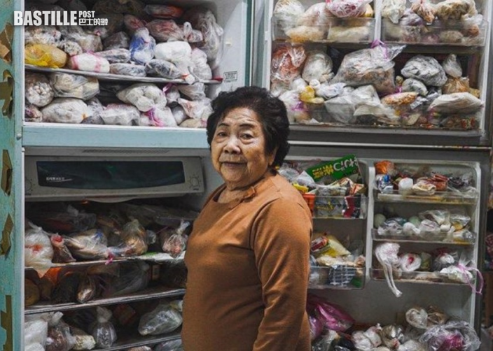 嫲嫲將過年食材塞爆雪櫃 廚師孫兒驚訝:她都知道食材放哪裡