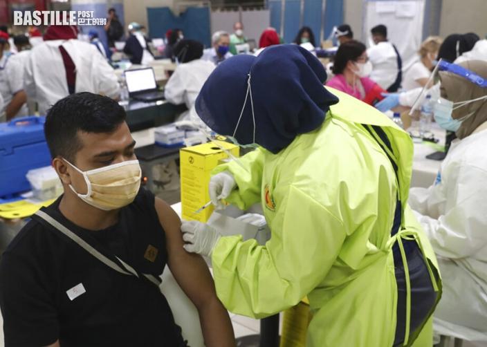 印尼民調指4成民眾不願接種新冠疫苗 總統帶頭影響力有限