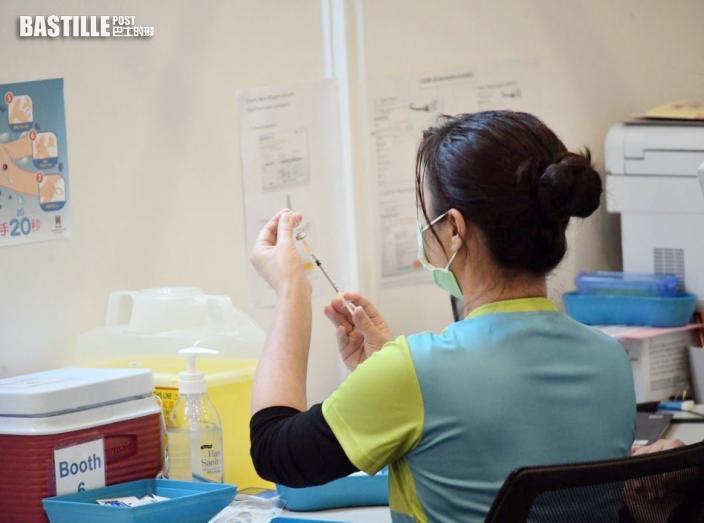 政府設監察接種疫苗異常事件機制 將定期公布統計數據
