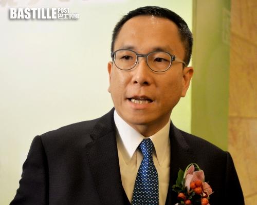 回應夏寶龍講話 施榮忻指有助穩定香港社會政局