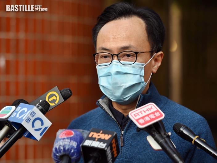 聶德權:香港須接受及知道國家執政黨是共產黨