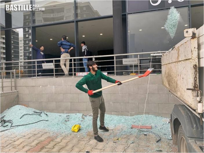 伊拉克「綠區」遭火箭襲擊 美方感憤怒揚言會作出回應