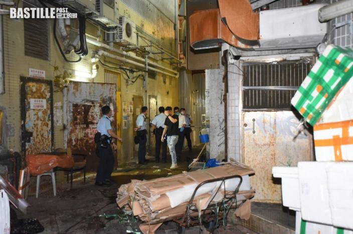 旺角豉油街發生劫案 男子被劫後拒送院