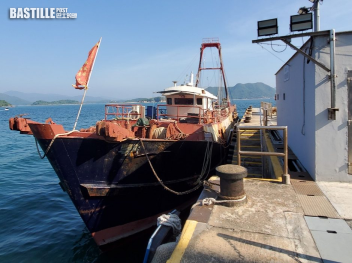 在內地水域作業本地漁船船員 今起可預約接種疫苗