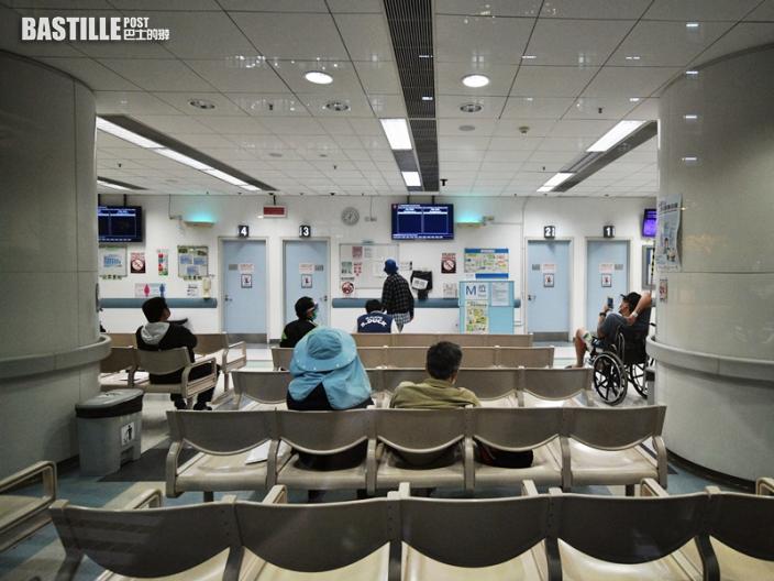 8間公院爆滿 博愛醫院住用率達116%