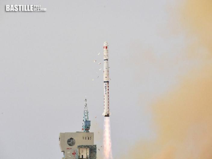 中國成功發射遙感三十一號03組衛星