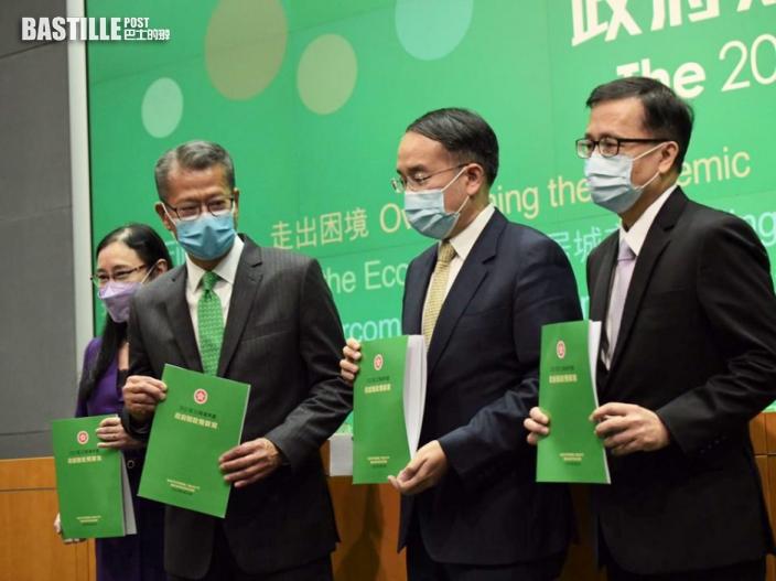【預算案】陳茂波:預計引入全球最低稅率 可帶來可觀稅收