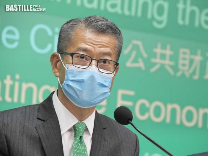 【預算案】陳茂波:可能補貼小店裝八達通機使用消費券