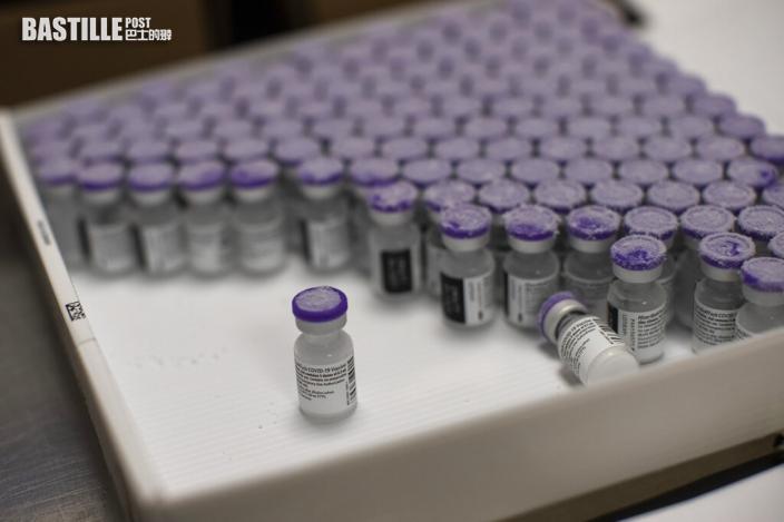 據報首批BioNTech疫苗最快於周六早上抵港