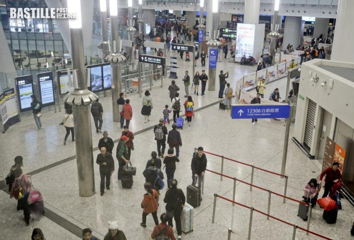 廣東留地擬建懸浮鐵路 從廣州東站連接香港西九龍站