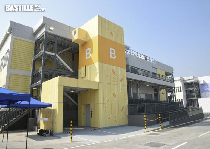 北大嶼山臨時醫院啟用 已接收5名新冠確診病人