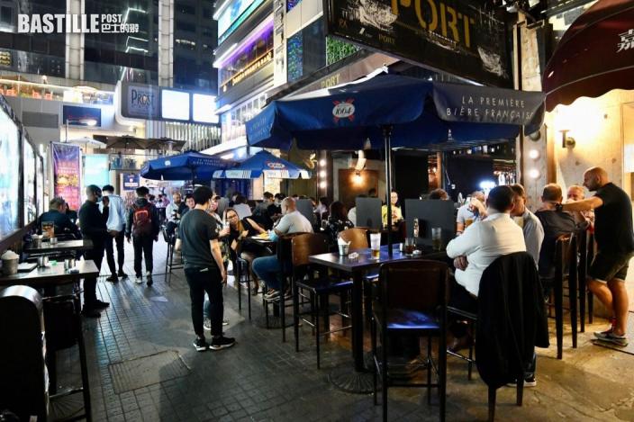 酒吧及卡拉OK業界願配合防疫措施 爭取盡快復業