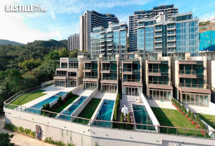 富豪.山峯洋房逾1.18億售  創項目新高
