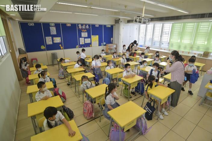 教育局指有400間學校申請全校恢復半天面授課堂