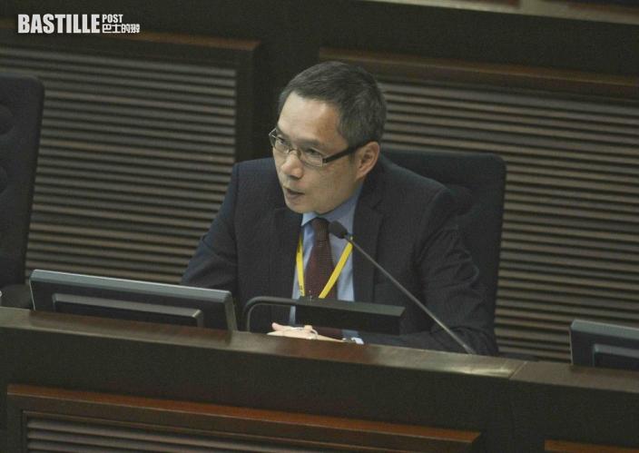 前勞工處處長陳嘉信  接任銷監局專員