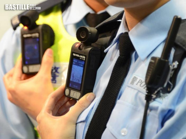 警員山頂執勤期間 遺失隨身攝錄機