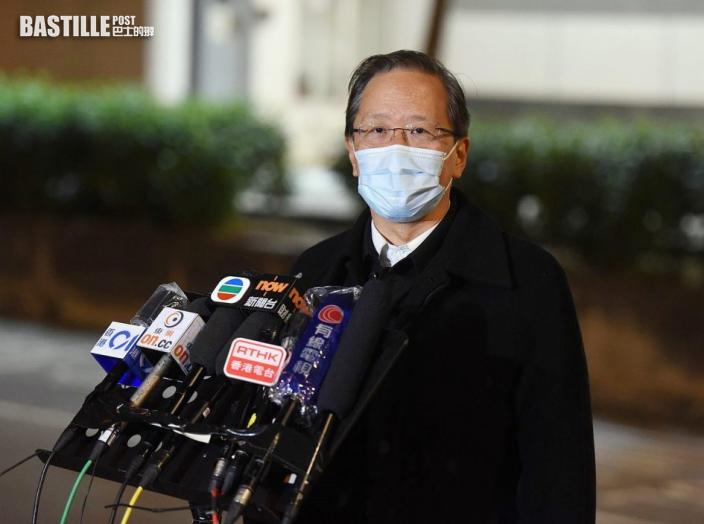 【大拘捕】郭家麒:面對不公義及打壓 唯有從容面對