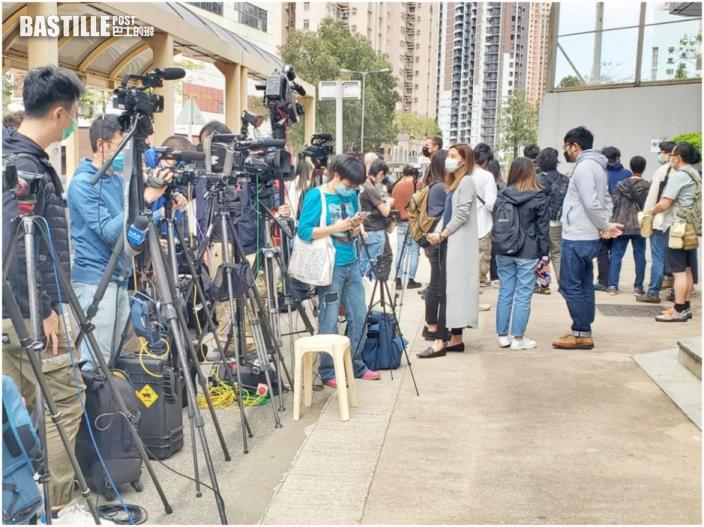 【大拘捕】「初選」民主派提早報到 消息指約40人或被控顛覆政權