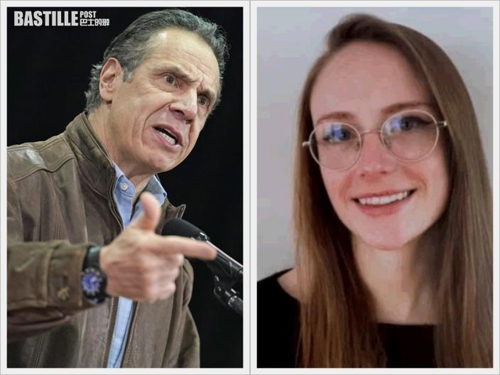 紐約州長科莫性騷擾醜聞續發酵 再有女子出面指證